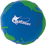 Earth Ball Stress Balls